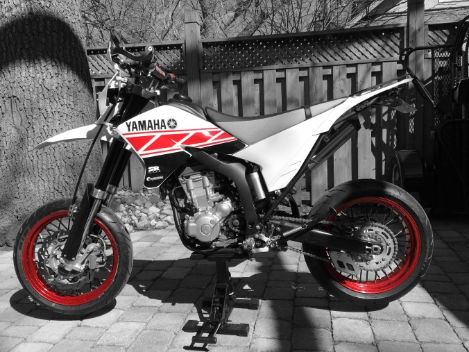 2010 Yamaha WR250X Build | Chance Moto